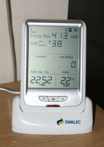 Energy Monitor Display
